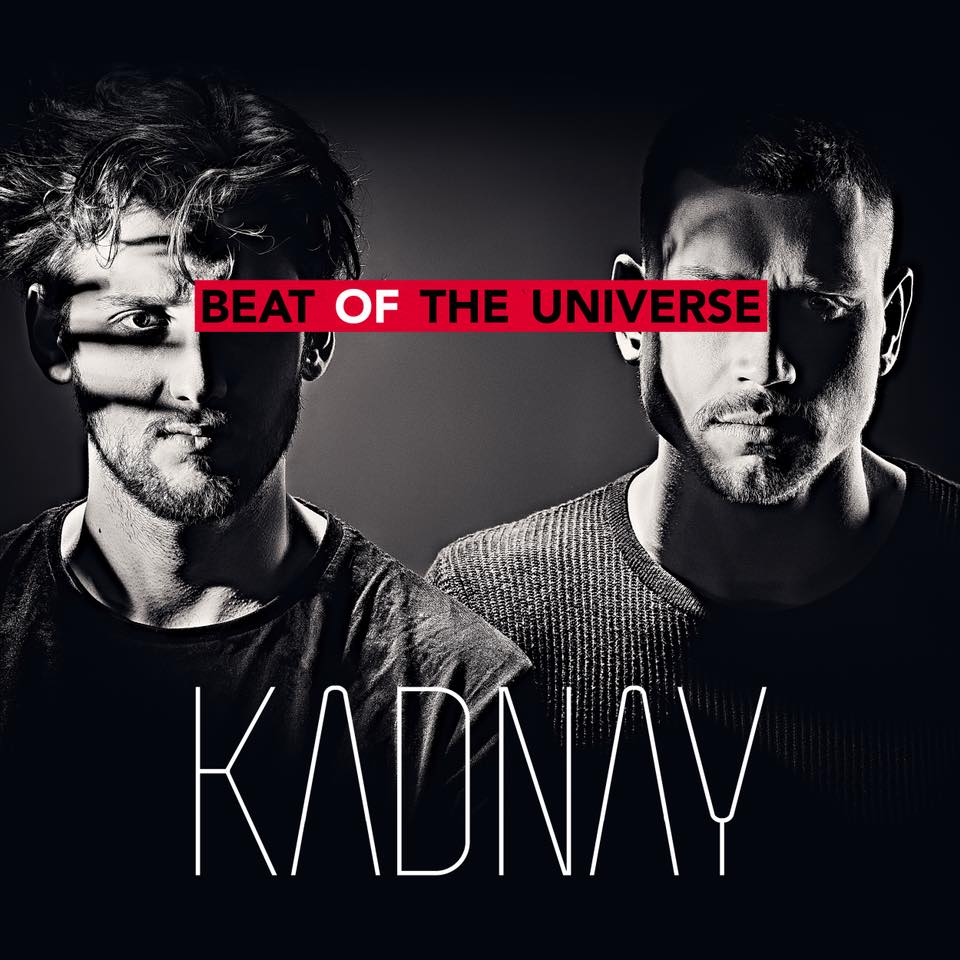"KADNAY - ""Beat Of The Universe"" [Eurovision 2018]"